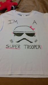 Little Kids Star Wars Shirt