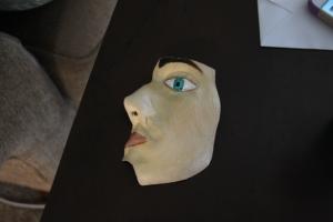 Richard Harrow Mask